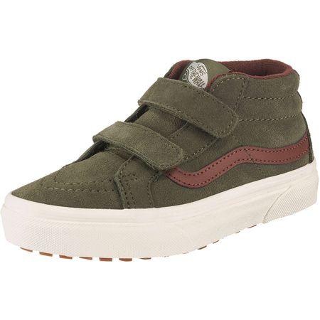 VANS Sneakers High für Jungen grün Junge