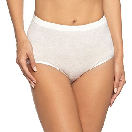 Triumph Yselle Basics Tai Brief Black White 100/% Cotton M//40-2XL//46