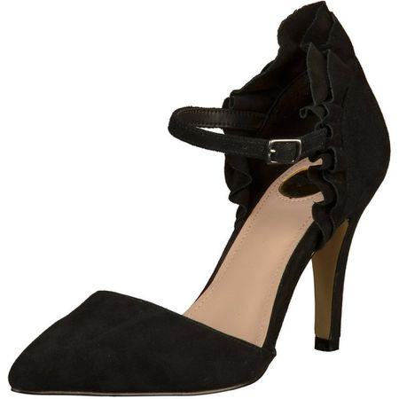 Buffalo »Leder« High Heel Pumps