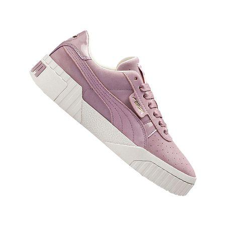 PUMA Sneaker Sneakers Low lila Damen
