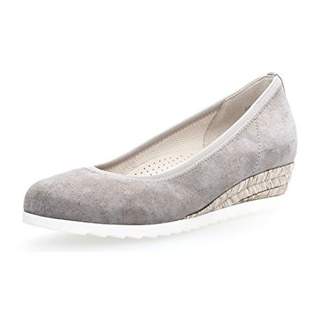 Gabor Womens Competition 05.180.37 Leather Shoes