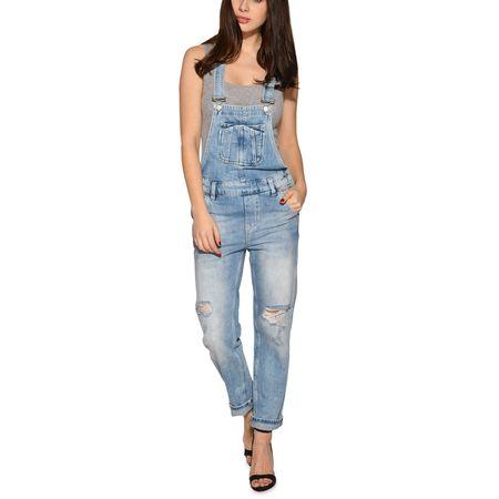 Pepe Jeans Latzhose in blau für Damen e421c905c7