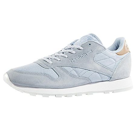 Reebok Damen Schuhe Sneaker Classic Leather Sea Worn blau 39