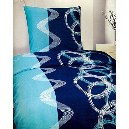 Bettwäsche In Blau Luxodo
