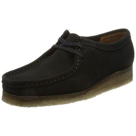Clarks Wallabee Damen Originals Schuhe Braun