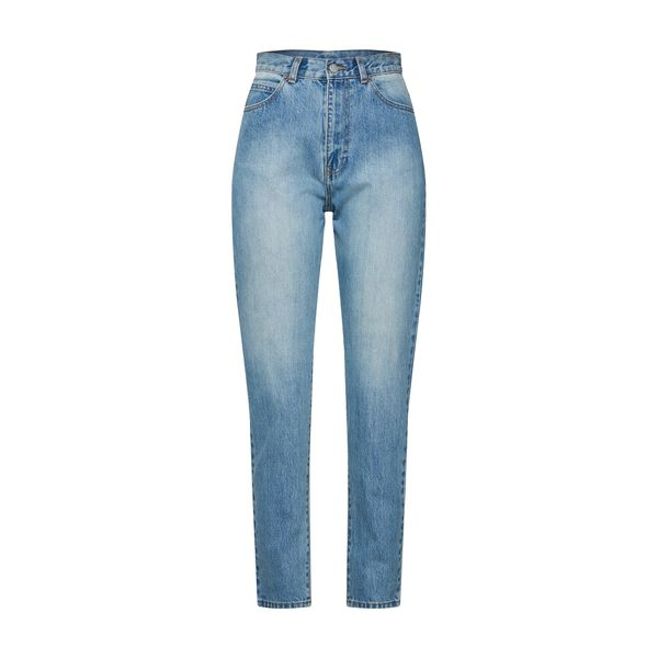 Dr. Denim Loosefit-Jeans 'Nora' blue denim