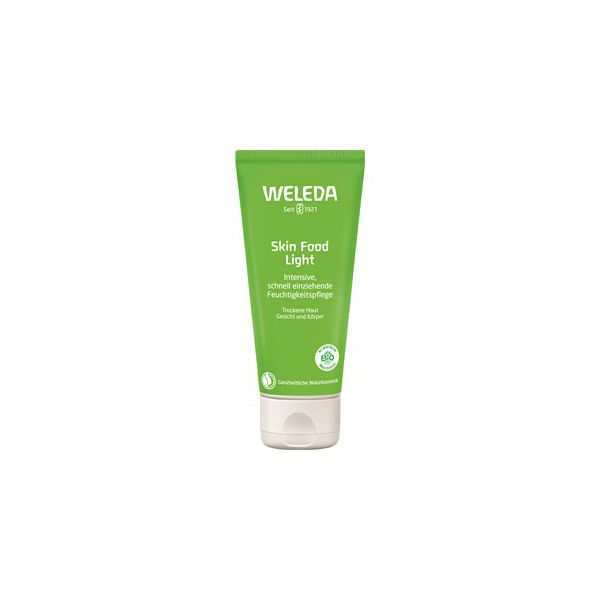 Weleda Gesichtspflege Tagespflege Skin Food Light 75 ml