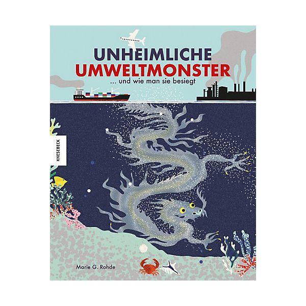 Buch - Unheimliche Umweltmonster