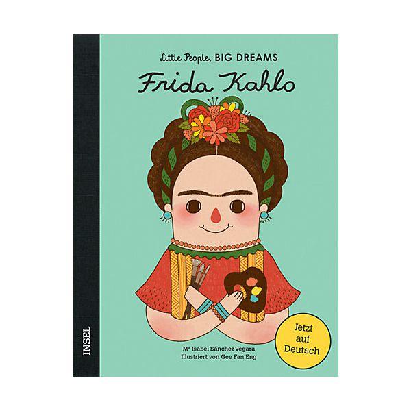 Buch - Little People, Big Dreams: Frida Kahlo