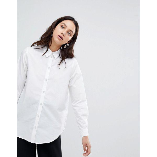 Kowtow - Klassisches Hemd aus Bio-Baumwolle - Weiß