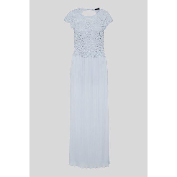 C&A; Fit & Flare Kleid-festlich, Blau, Größe: 40