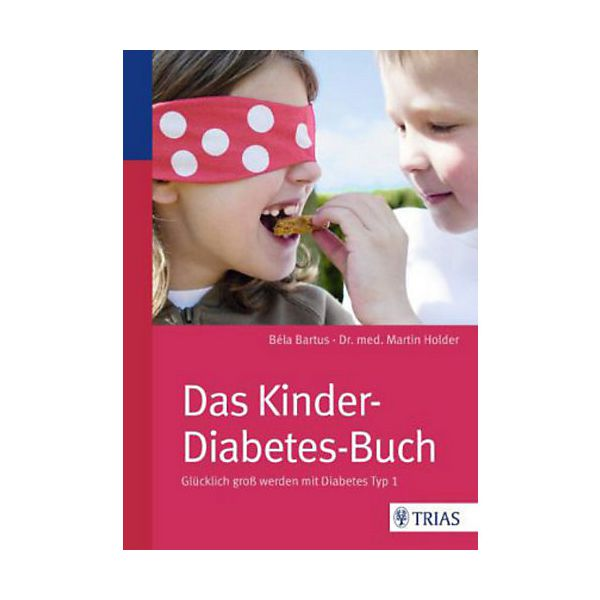 Buch - Das Kinder-Diabetes-Buch