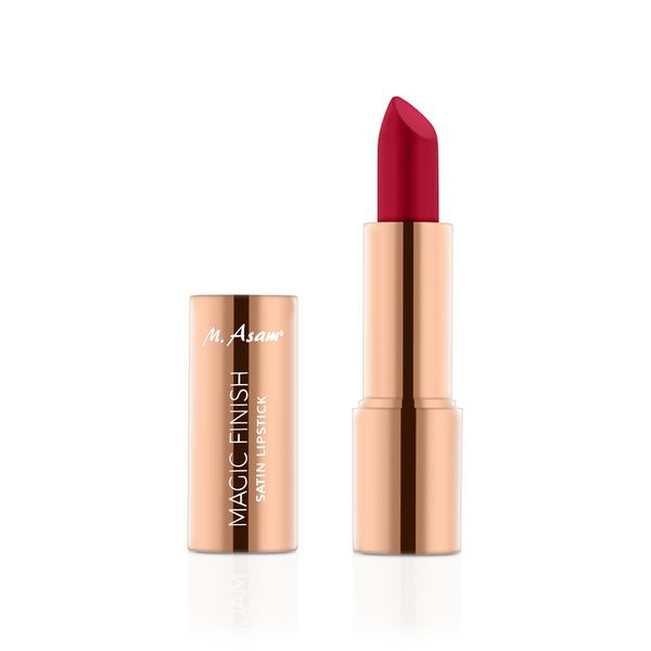 MAGIC FINISH Satin Lipstick Ruby Red