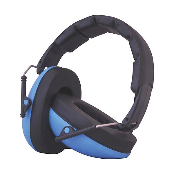 42300 Kinder-Gehörschutz Stilles Lernen, blau