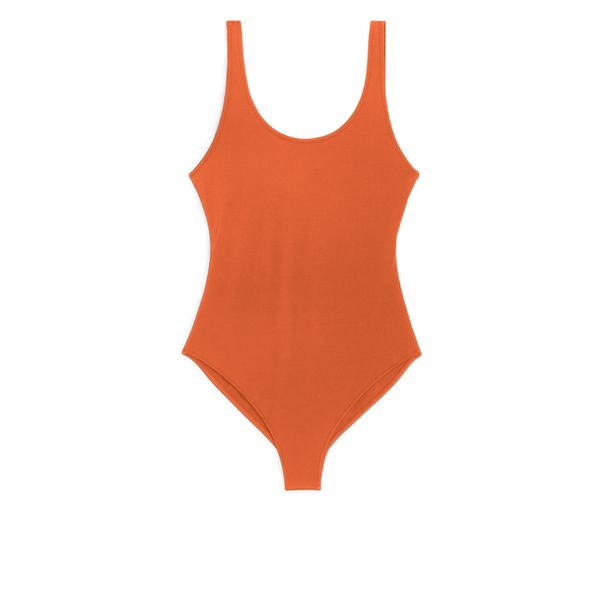 Swimsuit - Orange