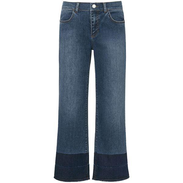 DAY.LIKE 7/8-Jeans-Culotte 7/8-Jeans-Culotte Jeanshosen blue denim Damen