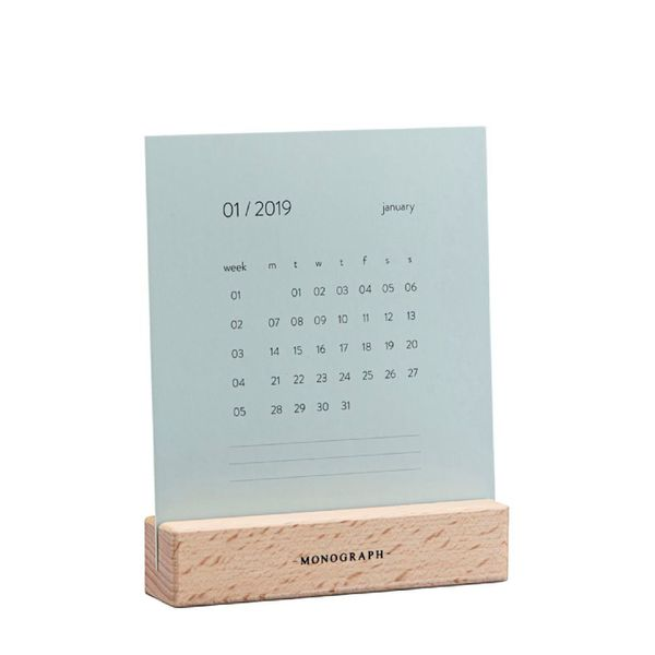 Kalender 2019 Turn