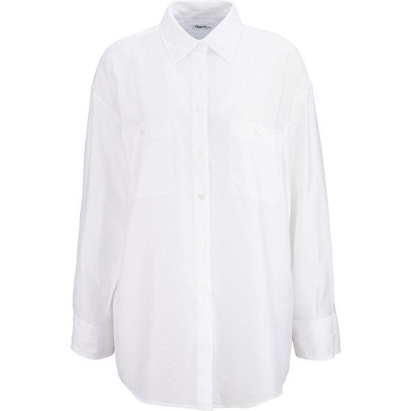 Filippa K Bluse 'Sandie Shirt' weiß