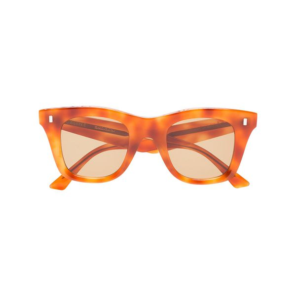 Céline Eyewear Sonnenbrille im Cat-Eye-Design - Gelb
