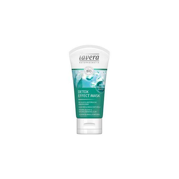Lavera Gesichtspflege Faces Masken Bio-Alge & Natürliche Mineralerde Detox Effect Mask 50 ml