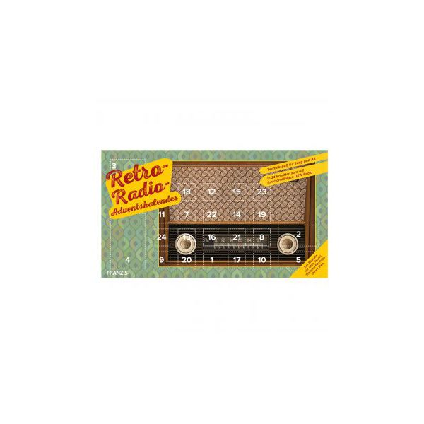 Retro-Radio-Adventskalender 2018