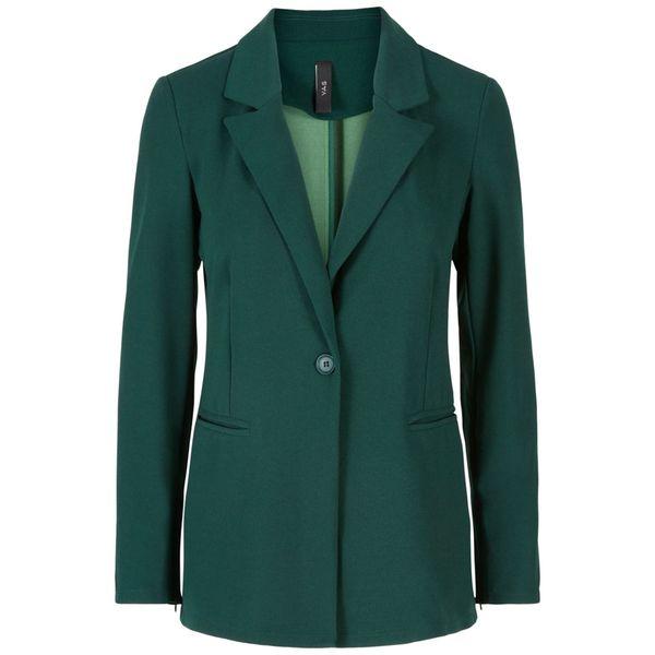 Y.A.S Blazer smaragd