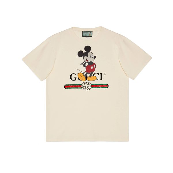 "Übergroßes ""Disney x Gucci"" T-Shirt"