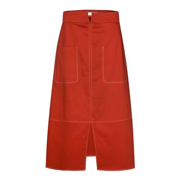Skirt ravy