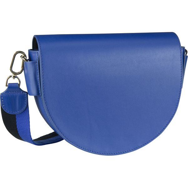 Liebeskind Berlin Satteltasche MixeDbag Deep Blue Saddle Bag M Deep Blue