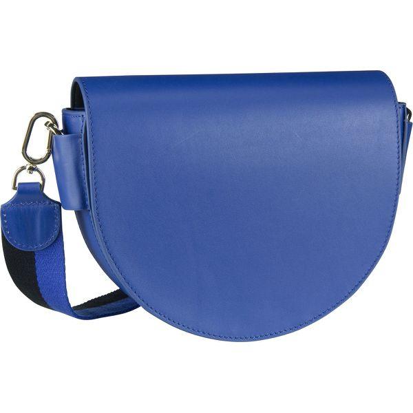 Liebeskind Berlin Satteltasche MixeDbag Deep Blue Saddle Bag M Deep Blue