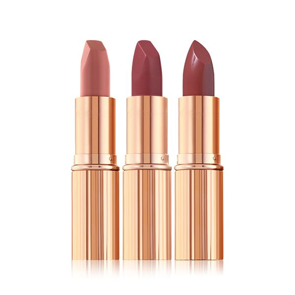 Charlotte Tilbury Pillow Talk Lipstick Wardrobe - Pillow Talk
